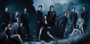 The Vampire Diaries season four