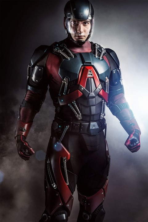 The Atom, as appearing in Arrow